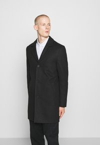 Jack & Jones - JJLIAM - Classic coat - black - 0