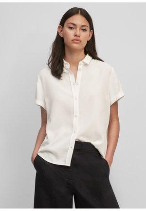 Button-down blouse - scandinavian white