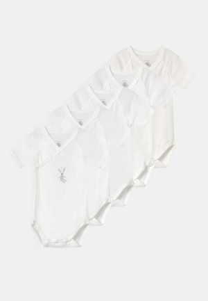 NAISS 5 PACK - Baby gifts - white