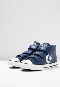 Converse - STAR PLAYER - Sneakers alte - navy/mason blue/vintage white - 3