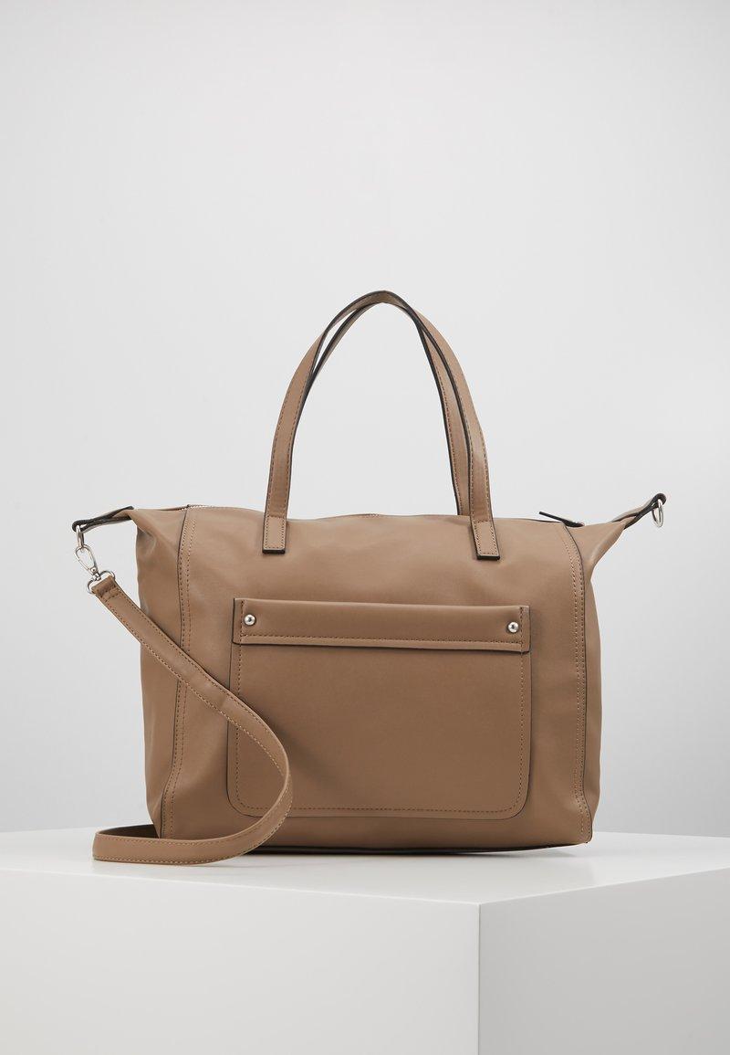 Anna Field - Handbag - taupe