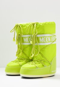Moon Boot - Winter boots - lime - 4