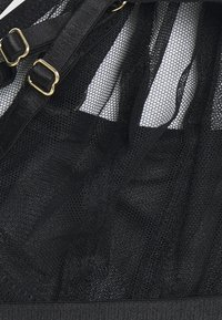 Playful Promises - EDDIE CROSSOVER WRAPBRA  - Underwired bra - black - 2