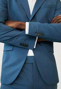 Mango - Suit jacket - bleu ciel - 2