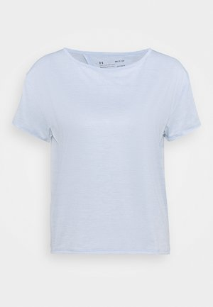 TECH VENT - T-shirts - isotope blue