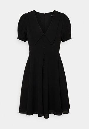 HARLEY MINI DRESS - Day dress - black
