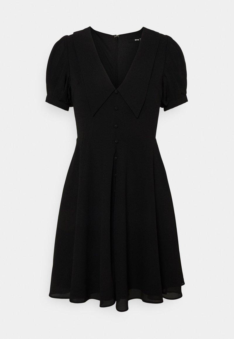 TFNC - HARLEY MINI DRESS - Day dress - black