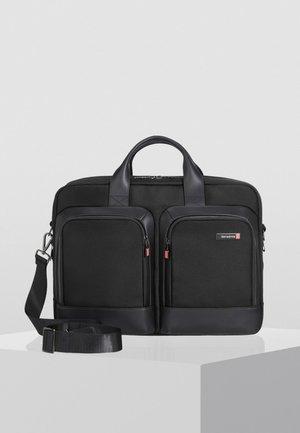 SAFTON - Briefcase - black