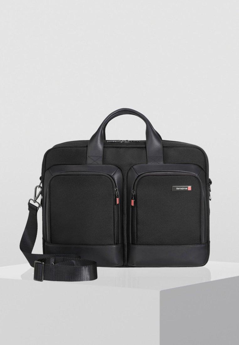 Samsonite - SAFTON - Briefcase - black