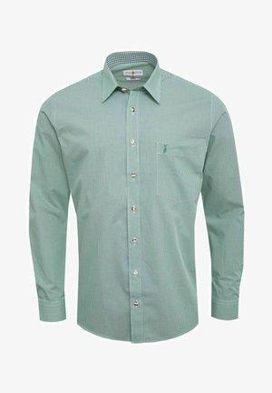 TRACHTEN RUDI REGULAR FIT  - Shirt - dunkelgrün