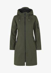 Ilse Jacobsen - Waterproof jacket - army - 1
