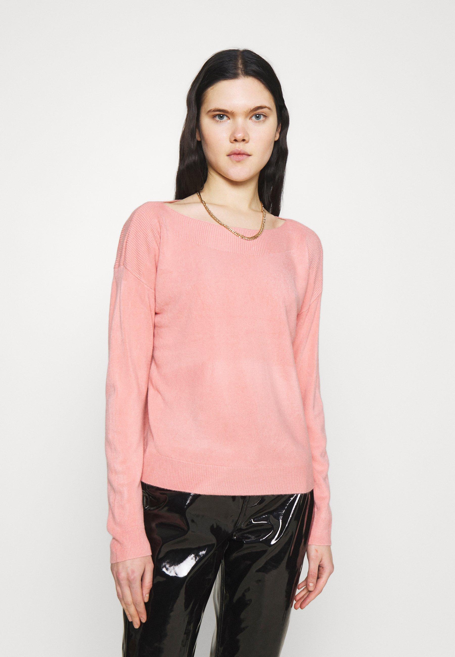 Femme ONLAMALIA BOATNECK - Pullover