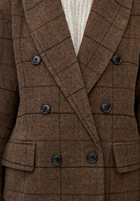 PULL&BEAR - Manteau court - brown - 5