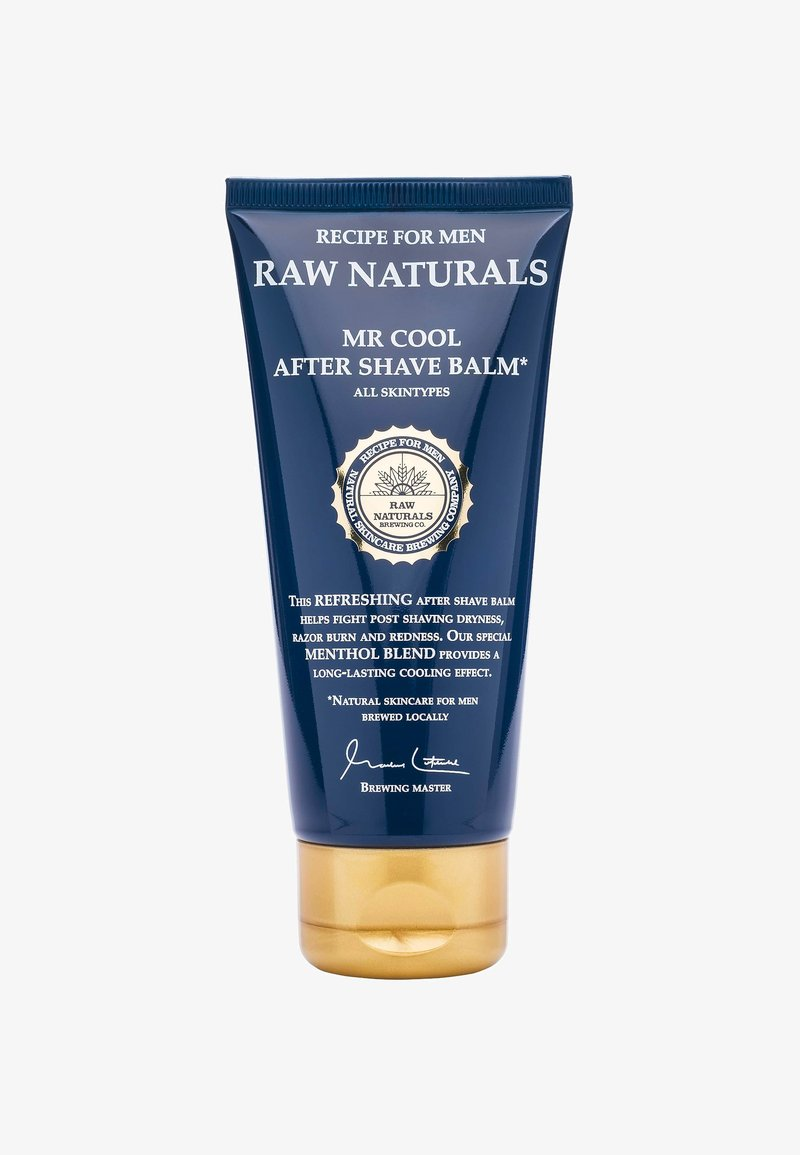 Raw Naturals - MR COOL AFTER SHAVE BALM - Balsam po goleniu - -