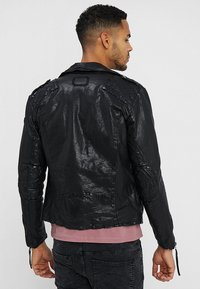 Tigha - ELON - Leather jacket - black - 2
