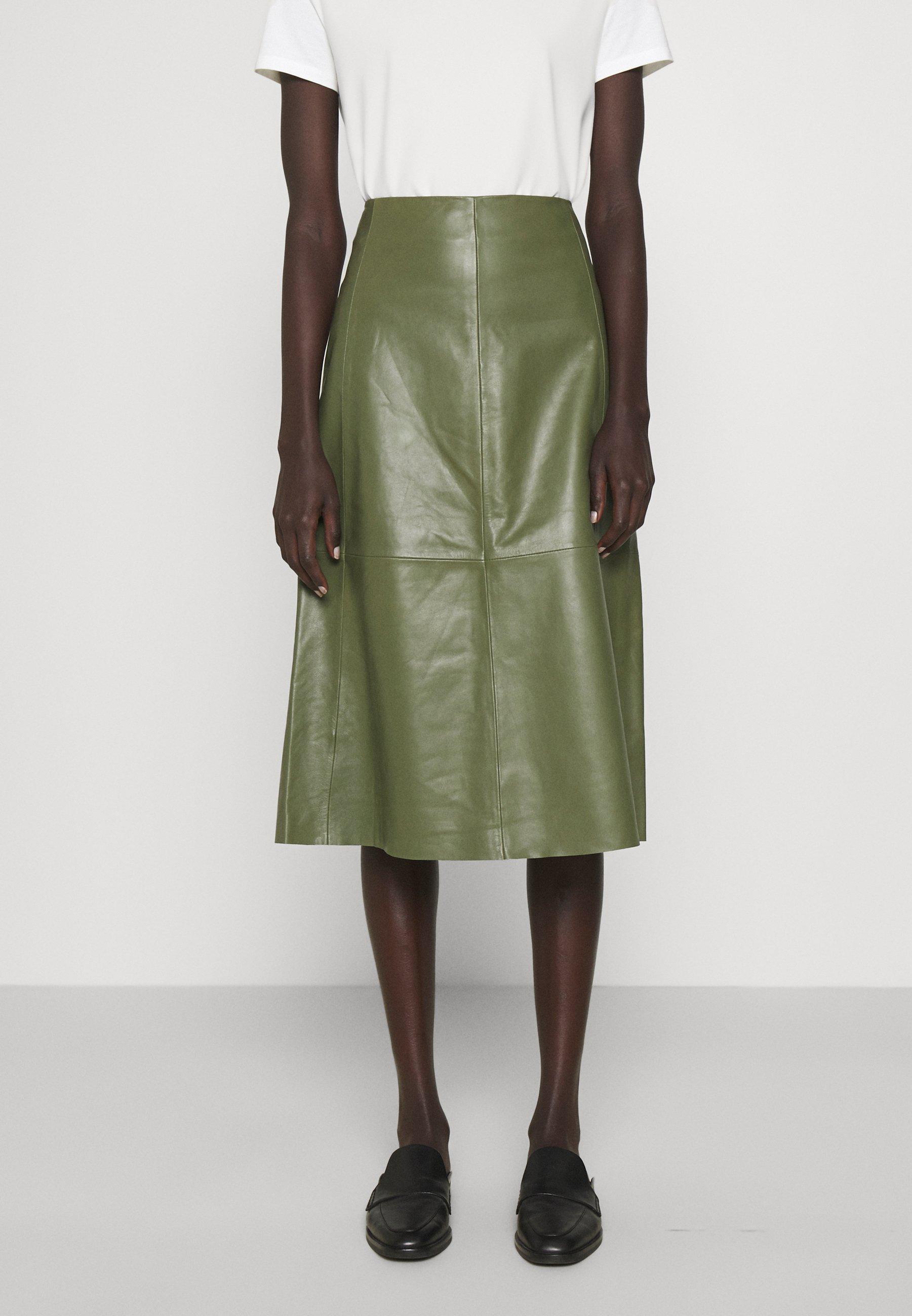 Femme MARVIN - Jupe en cuir