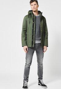 America Today - JERMAINE  - Light jacket - leaf - 1