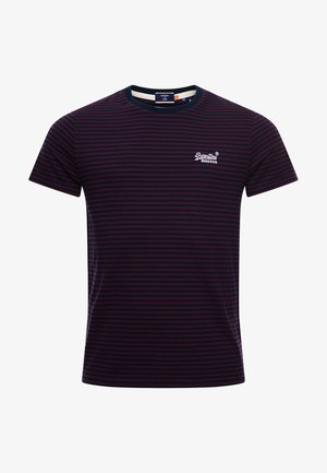 ORGANIC - T-shirt print - academy port