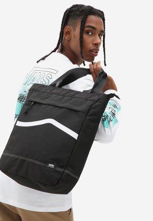 UA CONSTRUCT TOTE - Shopping bag - black/white