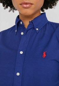 Polo Ralph Lauren - RELAXED LONG SLEEVE SHIRT - Košile - royal - 5