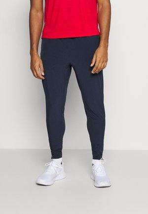 ELITE PANT - Pantalones deportivos - obsidian/silver