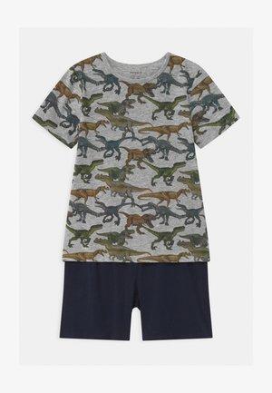 NKMNIGHTSET  - Pyjama set - grey melange