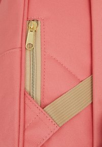 anello - BACKPACK COLOR BLOCK LARGE UNISEX - Batoh - coral pink - 3