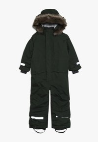 Didriksons - BJÖRNEN KIDS COVERALL - Snowsuit - spruce - 0