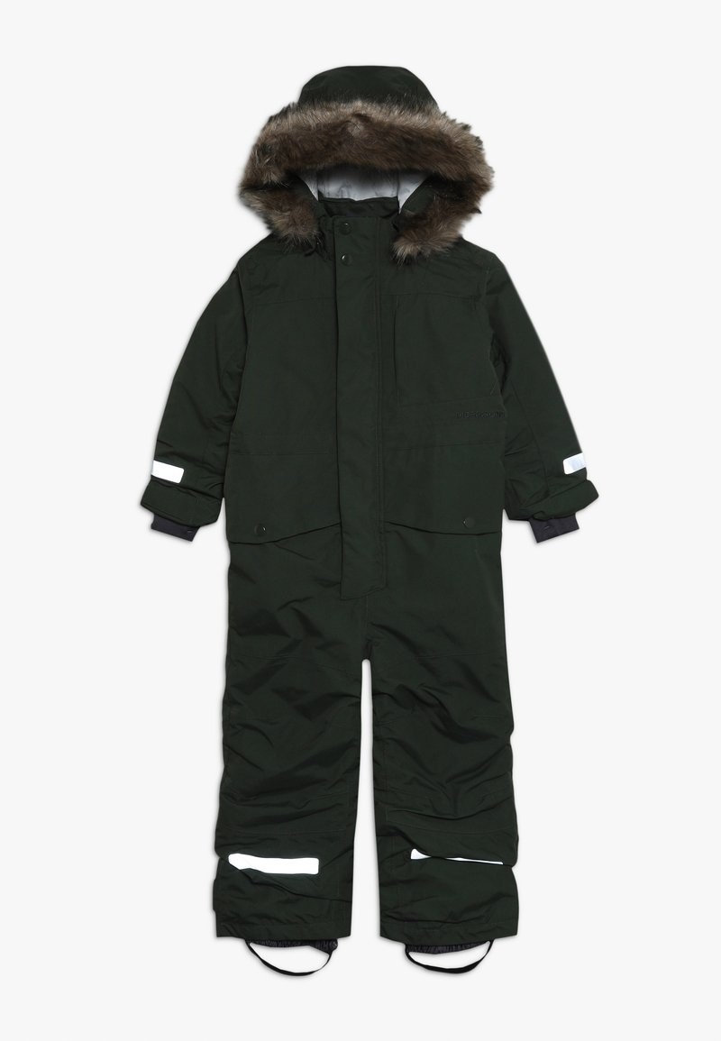 Didriksons - BJÖRNEN KIDS COVERALL - Snowsuit - spruce
