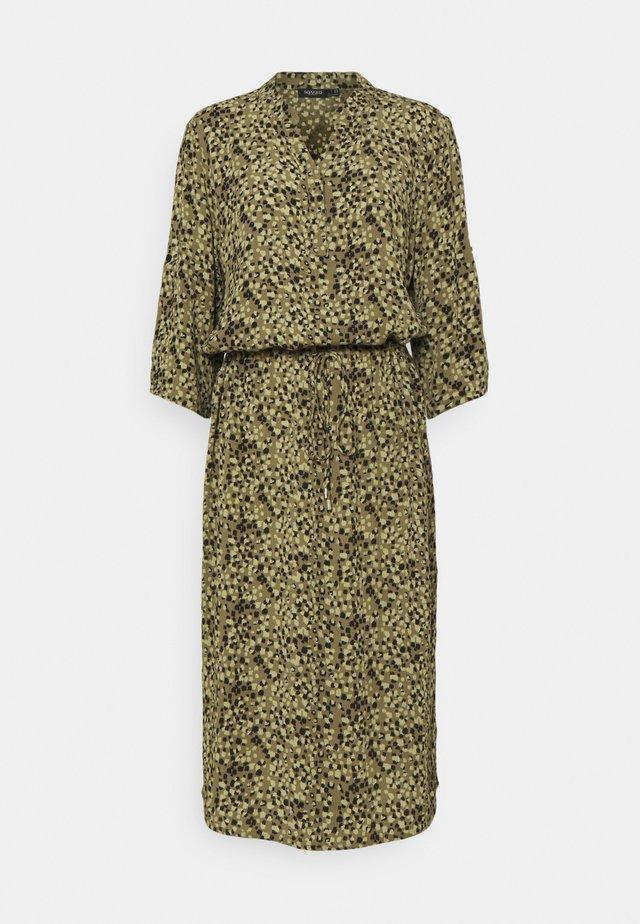 ZAYA DRESS - Maxi-jurk - green