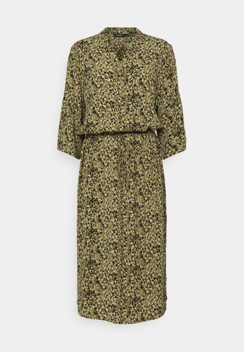 Soaked in Luxury - ZAYA DRESS - Day dress - green