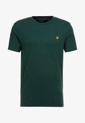CREW NECK  - T-shirt - bas - jade green