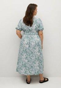 Violeta by Mango - LAGO - Maxi dress - wassergrün - 1