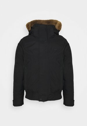 Zimní bunda - black/graphite