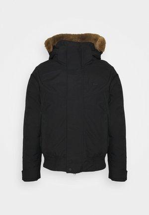 Talvitakki - black/graphite