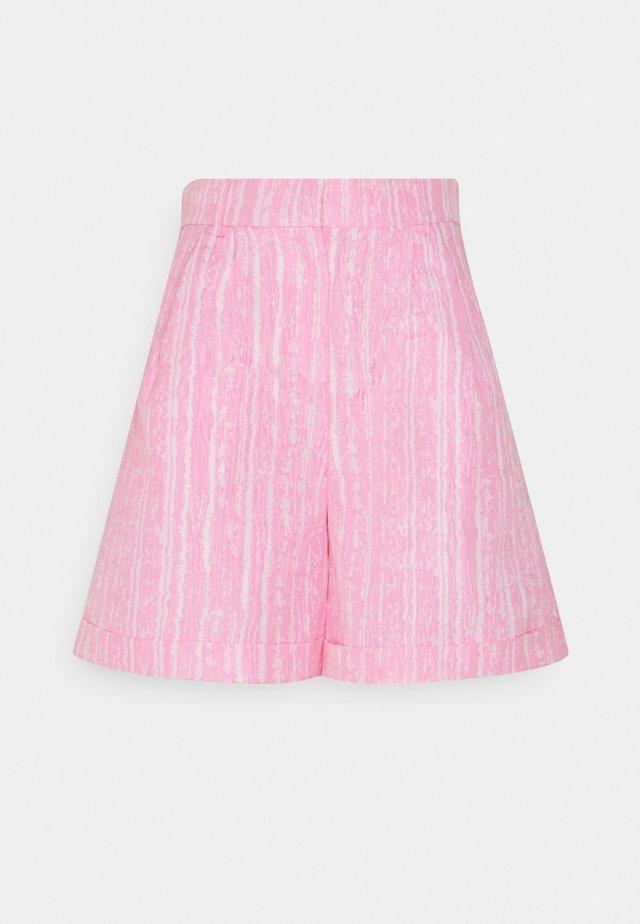 SISLEYCRAS - Shorts - bubblegum
