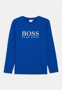 BOSS Kidswear - LONG SLEEVE  - Top sdlouhým rukávem - electric blue - 0