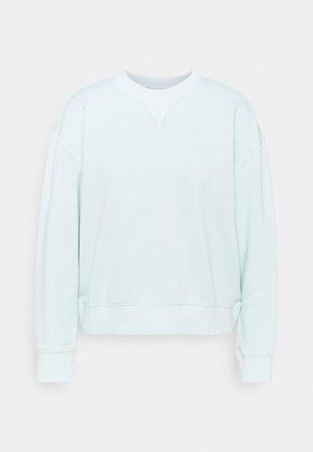LONGSLEEVE CREWNECK - Sweatshirt - light carib