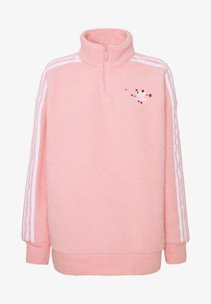 SPORT INSPIRED POLARFLEECE HALF ZIP - Fleecepullover - glory pink