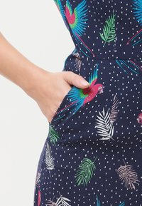 Sugarhill Brighton - JILLY PARADISE PARROT - Jumpsuit - blue - 3