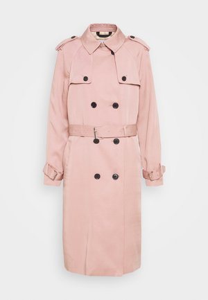LIGHTWEIGHT - Trenchcoat - rose