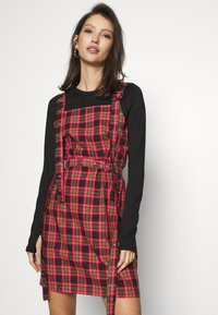 The Ragged Priest - Day dress - red - 3