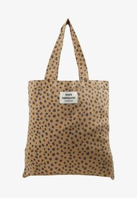 Mads Nørgaard - ATOMA - Shopping bags - beige/navy - 5