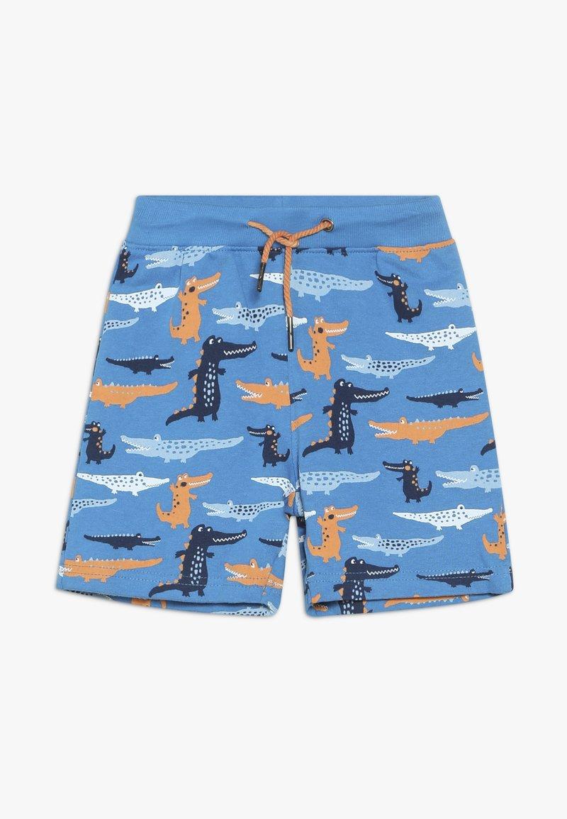 Blue Seven - BERMUDA - Shorts - cyan