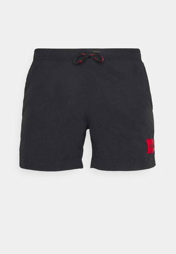 DOMINICA - Swimming shorts - black