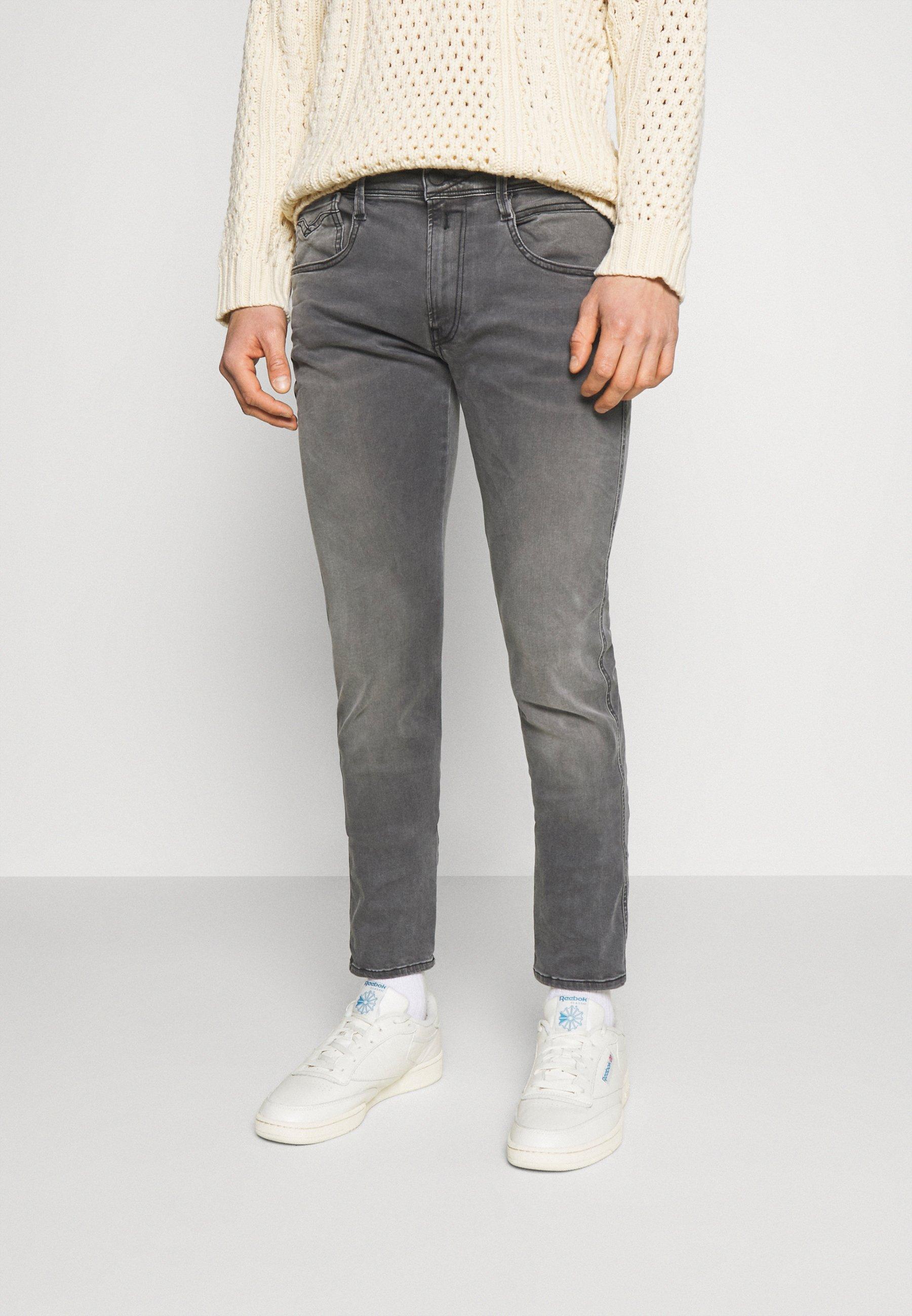 Men ANBASS - Slim fit jeans