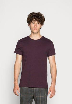 KRONOS STRIPE - Print T-shirt - purple