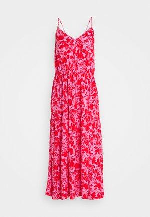 YASSANNA STRAP MIDI DRESS - Day dress - sanna