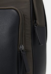 Emporio Armani - BACKPACK - Mochila - dark green/black - 4