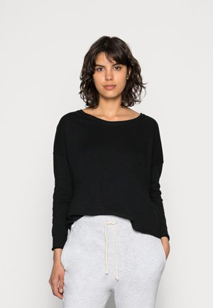 SONOMA - Long sleeved top - noir